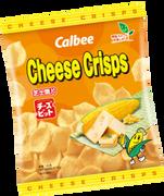 CALBEE - Cheese Crisps Cheese Flavor | 卡樂B芝士脆片 40G