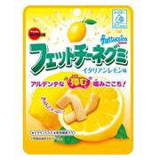 Bourbon Fettuccine Lemon Gummy | 日本百邦 長條軟糖 意大利檸檬味 50g