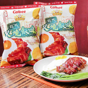 CALBEE - Potato Chips Char Siu Rice Flavor| 卡樂B 叉燒飯味薯片 70g