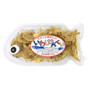 OKABE Sesame Sardine Snack   岡部 芝麻沙甸魚煎餅 小食(魚型盒裝) 35g