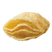 YBC Aerial AmakaraTebasaki | 山崎 四層粟米脆片 烤雞翼味 70G