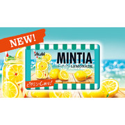 ASAHI Mintia Lemonade Candy | 朝日- 口腔清新 檸檬水味 薄荷糖 50Tablets