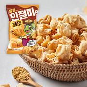 Orion Turtle Grilled Mochi Flavored Crisp  | 好麗友 烏龜玉米脆片 韓國烤麻糬風味 65G