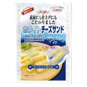 Maruesu - Cheese Codfish Slices (L)| 瑪魯斯 北海道芝士鱈魚條家庭裝 50G
