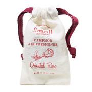Smell Lemongrass - Camphor air freshener 30g (Oriental Rose) | 天然植物手工防蚊磚香包 30g 玫瑰花