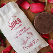 Smell Lemongrass - Camphor air freshener 30g (Oriental Rose)   天然植物手工防蚊磚香包 30g 玫瑰花