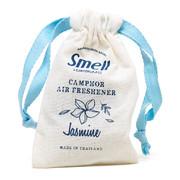 Smell Lemongrass - Camphor air freshener 30g (Jasmine) | 天然植物手工防蚊磚香包 30g 茉莉花