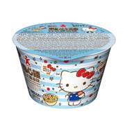 DOLL Dim Sum Instant Noodles Hello Kitty Dim Sum Japanese Soya Sauce Flavor | 公仔 Hello Kitty 點心麵日式醬油味 33g