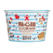DOLL Instant Noodles Hello Kitty Dim Sum Japanese Soya Sauce Flavor   公仔 Hello Kitty 點心麵日式醬油味 33g
