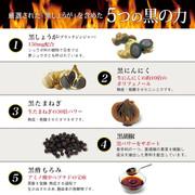 Svelty - Black Ginger × 5 Black Ingredients Diet Supplement | 5 五黑燃脂丸 14 Servings/70Tablet