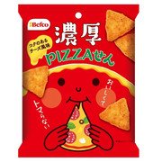 BEFCO Fried Rice Cracker Pizza Flavor | 粟山 濃厚薄餅味 米餅 45G