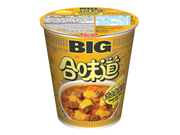 NISSIN Cup Noodles Big Cup Cheese Curry Flavor | 日清 合味道 芝士咖喱 即食麵 (大杯麵) 113 g
