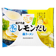 TABETE LemonSalt Base Flavor Dried Ramen | 瀨戶內檸檬鹽湯拉麵 冷面100G