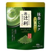 TSUJIRI Matcha Milk | 辻利  特濃抹茶牛奶粉 160g