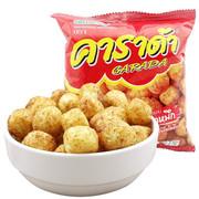 CARADA Baked Cuttlefish Balls | 卡啦達 魷魚味 小丸子 17G