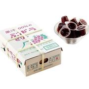 AS FOODS 100% Fruit Juice Jelly Grape Kyoho Flavor | 和歌山 100%巨峰葡萄汁 啫喱 23個入