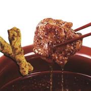 KOIKEYA Scorn Corn Crsips Fried Chicken Flavor  |湖池屋 脆條 黑胡椒秘傳醬油 炸雞味 70G