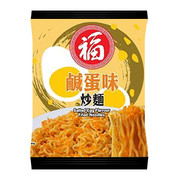 FUKU Fried Noodles Salted Egg Flavor | 福字 鹹蛋味炒麵 56g