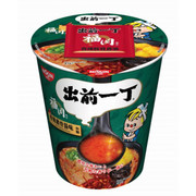 NISSIN Demae Iccho Cup Spicy Tonkotsu Flavour | 日清 出前一丁 杯麵 香辣豬骨湯味 75g