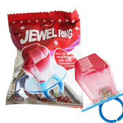 Jewel Ring Strawberry Flavor  | 戒指糖 士多啤梨味 13.5g