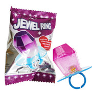 Jewel Ring Grape Flavor  | 戒指糖 提子味 13.5g