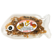 OKABE Scallop Edge Snack | 岡部 燒帶子裙邊  (魚型盒裝) 45g