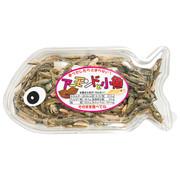 OKABE Almond Fish Snack | 岡部 杏仁小魚  (魚型盒裝) 75g