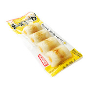 TOKYO MARUZEN Mini Cheese Fish Roll | 東京善字牌 芝心 魚卷 竹輪 獅子狗卷 4 pcs