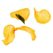 IRVINS - Potato Chips Z Cut Salted Egg Flavor | 新加坡 Z 形切割鹹蛋薯片230g