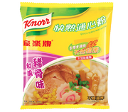 KNORR Quick Serve Macaroni Pork Flavor | 家樂牌 快熟通心粉和風豬骨味 80g