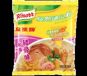KNORR Quick Serve Macaroni Pork Flavor | 家樂牌 快熟通心粉和風豬骨味 80g