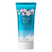 Biore Aqua Rich Micro Defense: Watery Essence Sunblock Sakura | 碧柔UV 皇牌水凝系列:微米水凝清爽保濕防曬乳【櫻花限定】50g SPF50+ PA++++