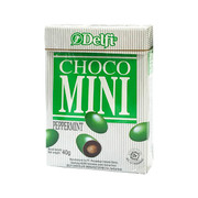 Delfi Choco Mini Peppermint | 達輝 薄荷朱古力豆 40g