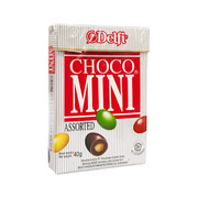 Delfi Choco Mini Assorted | 達輝 什錦朱古力豆 40g