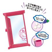 Heart Doraemon Door To Anywhere Candy | 食玩 叮噹隨意門隨身鏡 連清涼糖 9g (隨機一款)