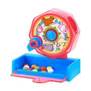 KABAYA Juu-C Colorful Candy Ball Lottery Machine | 食玩 幸運抽獎機玩具 連糖果 9g (隨機一款)