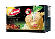 LIPTON -Quality Mellow Milk Tea Taiwanese Style Jasmine Flavor | 立頓 絕品醇台式茉香奶茶19g X 10sachets