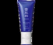 KOSE SEKKISUI Whitening Face Wash Cream 雪肌粹 保濕洗面乳120g (美女與野獸玫瑰限定版