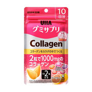 UHA Mikakuto Gummy Collagen | 味覺糖 營養補充軟糖-膠原蛋白 20'S