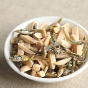 OKABE Almond Lactic Acid Fish Snack | 岡部 杏仁 乳酸菌小魚  (魚型盒裝) 65g