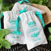 Smell Lemongrass - Camphor air freshener 30g (Mint) | 天然植物手工防蚊磚香包 30g 薄荷