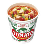 NISSIN Cup Noodles (JP 49th Annual Special) Chili Tomato Flavor | 日清杯麵 辣番茄味 76g