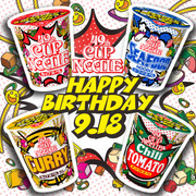 NISSIN Cup Noodles (JP 49th Annual Special) Classic Mixed Flavor | 日清杯麵 經典什錦味 78g