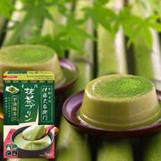 Nisshin Pudding Mix Uji Matcha Flavor | 日清製粉 宇治抹茶布丁粉 50g