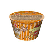 DOLL Dim Sum Instant Noodles POMPOMPURIN Braised Beef Flavor 公仔 布丁狗點心麵 紅燒牛肉味 41G