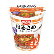 NISSIN Instant Glass Noodles Harusame Chinese Tantan Flavor | 日清 担担麻醬粉絲湯 61g