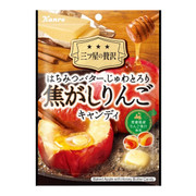 KANRO Candy Baked Apple with Honey Butter Flavor | 甘樂 焦蘋果糖 70G