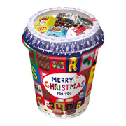 Tirol Chocolate Mixed Flavor X'mas Edition |松尾 珍寶 聖誕雜錦夾心 朱古力杯 40s
