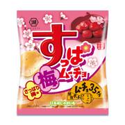 Koikeya Potato Chips Nanko-ume Flavor | 湖池屋 薯片 紀州梅味  55g