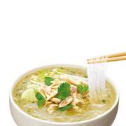 NISSIN Instant Glass Noodles Harusame Viet Style Chicken Flavor | 日清越式雞肉香菜粉絲湯 48g